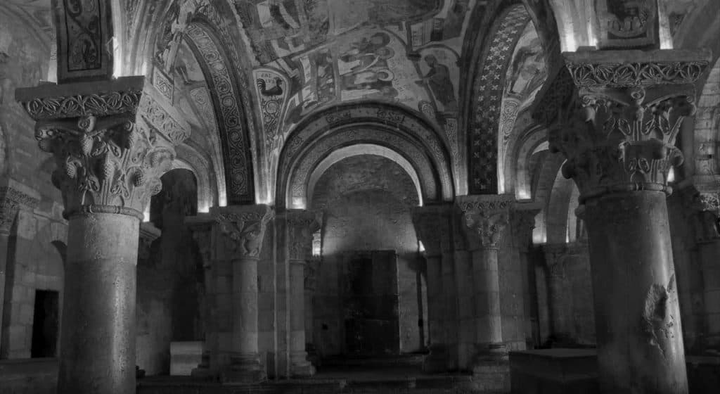 San Isidoro Crypt in Leon, Spain
