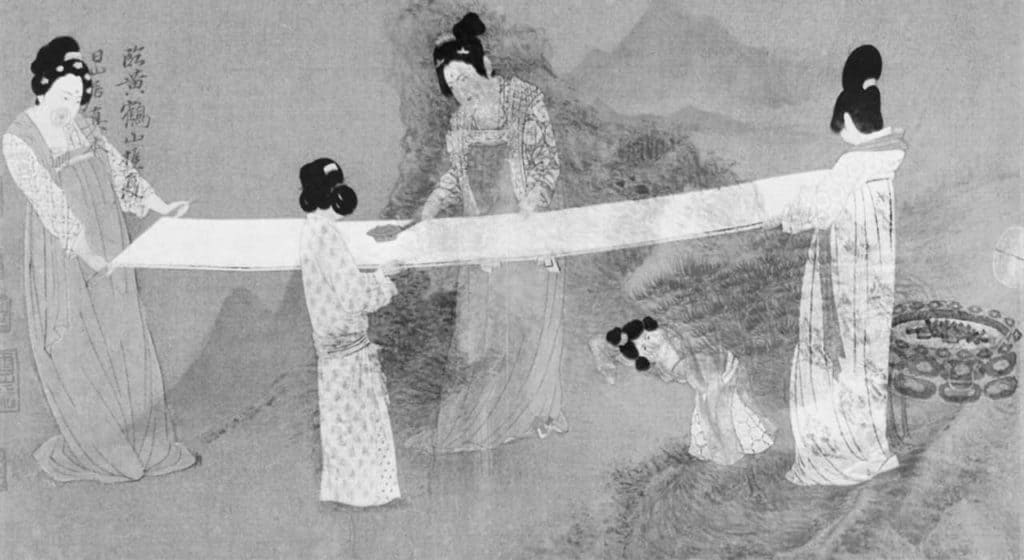 Summer Mountains, Song Dynasty