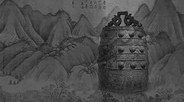 Bronze Bells, Shang-Zhong Dynasty