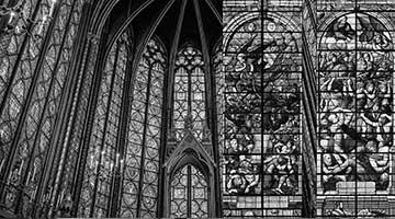 The Lancet Windows of Sainte Chapelle