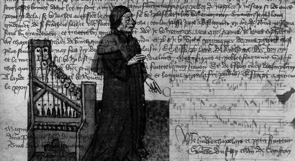 Dufay's Missa L'homme armé