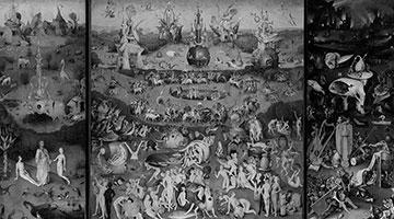 Bosch's Garden of Earthly Delights